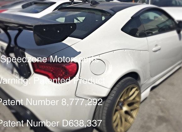 Speedzone Rear Roof Visor FRS BRZ GT86