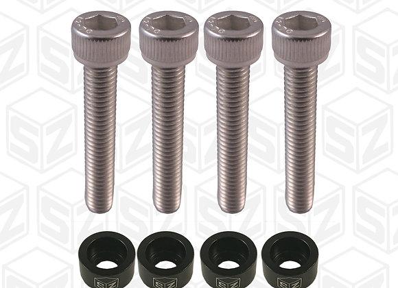 SPEEDZONE 6mm Metric Cup Washer Kit (Cam Cap / B-Series)
