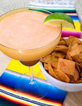 Frozen Golden Margarita