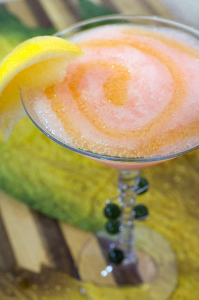 Honey Lemon Martini