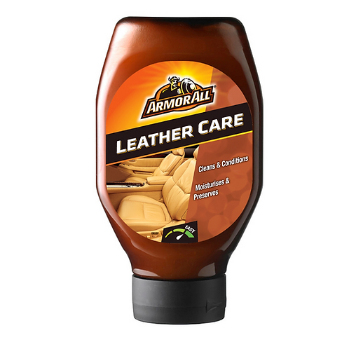 ArmorAll 530ml Leather Care x6