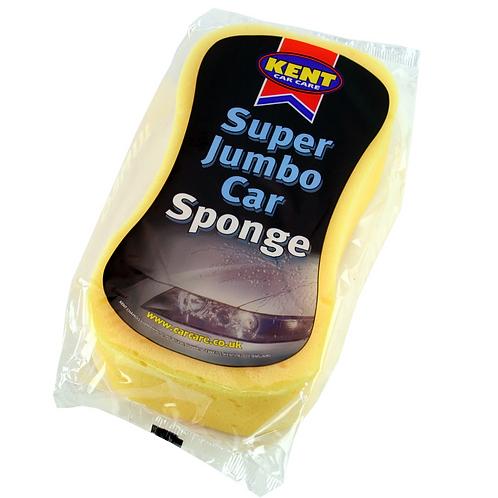 Kent Super Absorbent Jumbo Sponge x6