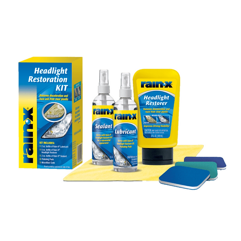 Headlight Restoration Kit x6