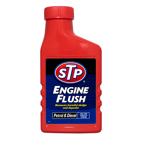 STP 450ml Engine Flush x6