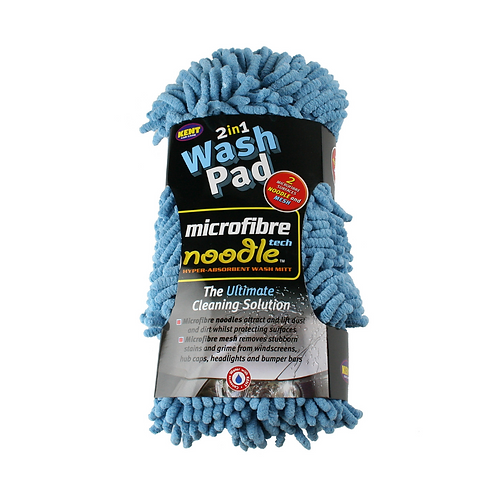 Kent 2 in 1 MF Noodle Wash Pad x3