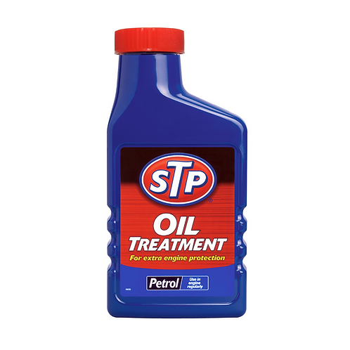 STP 450ml Oil Treatment Petrol x6