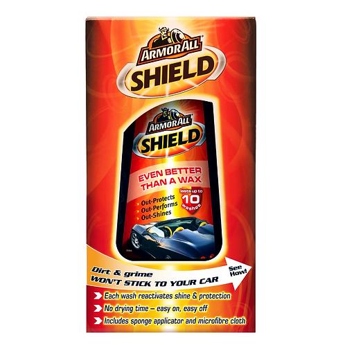 ArmorAll 500ml Shield Wax x6
