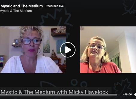 The Mystic and The Medium with Micky Havelock