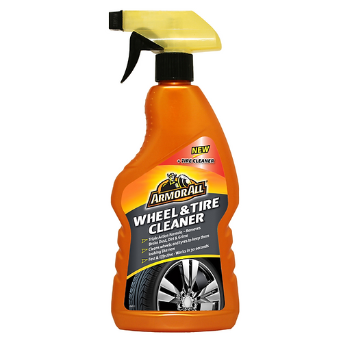 ArmorAll 500ML Wheel Cleaner x6