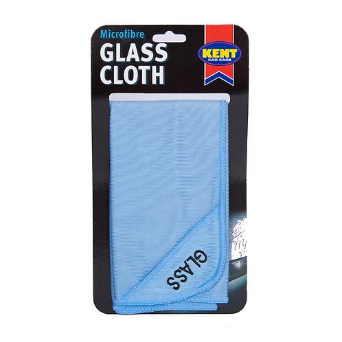 Kent 40x40cm Microfibre Glass Cloth x6