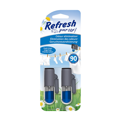 Refresh Your Car 2pk Mini Oil Wicks x4