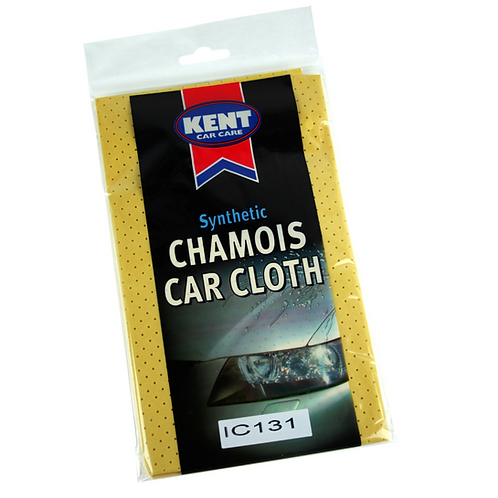 Kent Synthetic Chamois Car Cloth x6