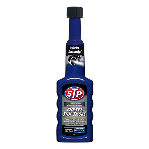 STP 200ml Diesel Stop Smoke x12