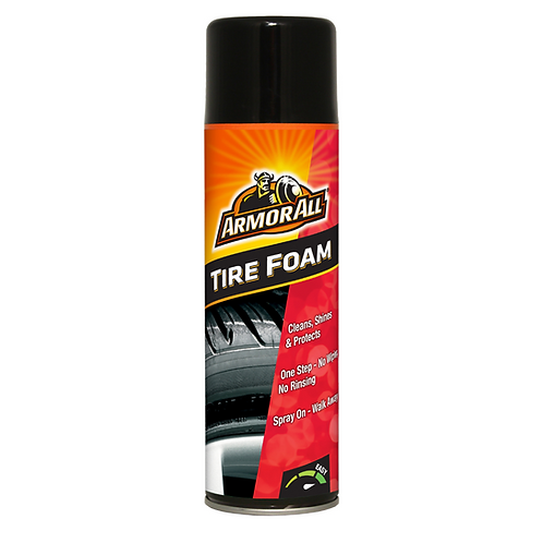 ArmorAll 500ml Tire Foam x12