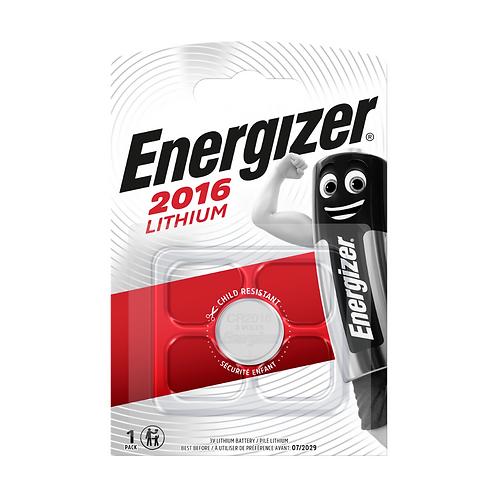 Energizer Lithium CR2016 FSB1 x10