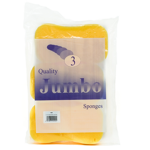 Kent 3 Jumbo Sponges Values Pack x1