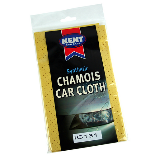Kent Perforated Synthetic Chamois Cloth x12