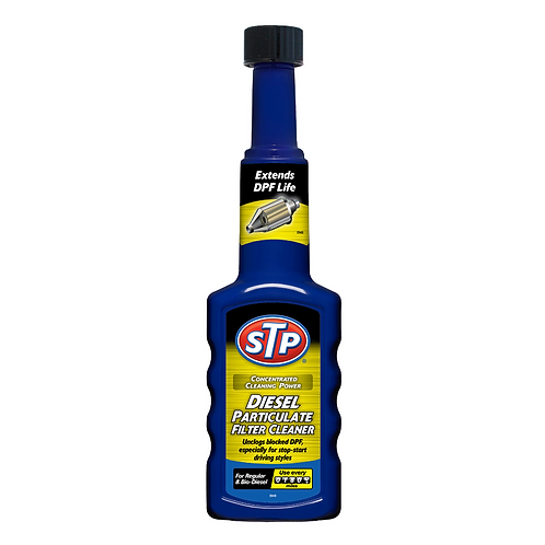 STP 200ml Diesel Particulate Filter (DPF) Cleaner  x12