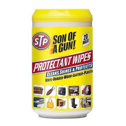 STP 20ct Son of a Gun (SOAG) Protectant Wipes x6