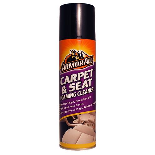 ArmorAll 500ml Carpet & Seat Foam Cleaner x6