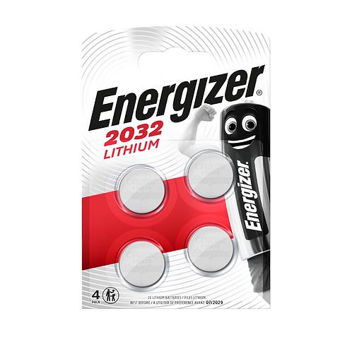 Energizer Lithium CR2032 FSB4 x10