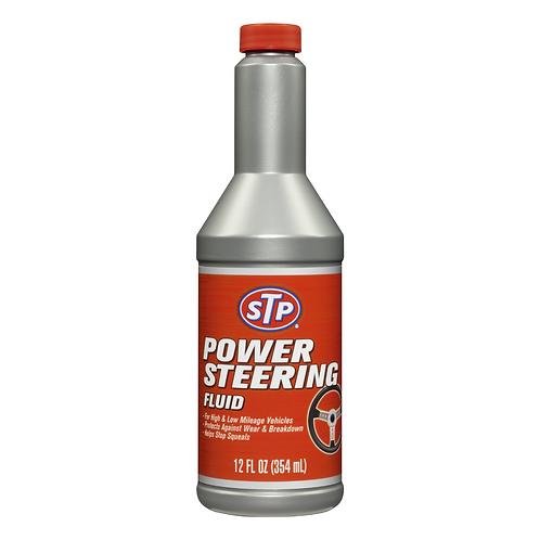 STP 350ml Power Steering Fluid x6