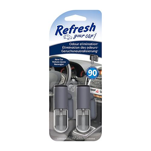 Refresh Your Car Vent Pump Spray x4