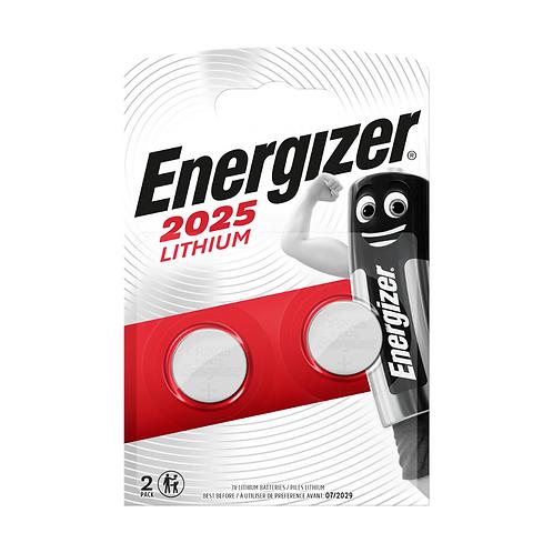 Energizer Lithium CR2025 FSB2 x10