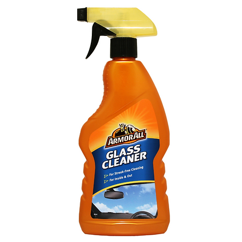 ArmorAll 500ml Glass Cleaner x6