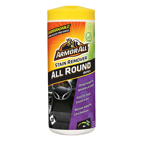 ArmorAll 30ct All Round Wipes x6