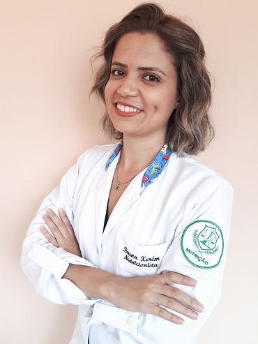 Nutricionista Bruna Xerem