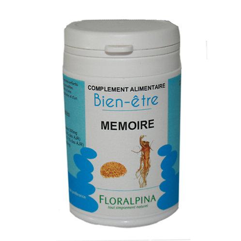 Mémoire - 60 Gélules