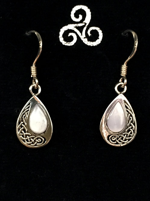 Boucles d'oreilles celtiques