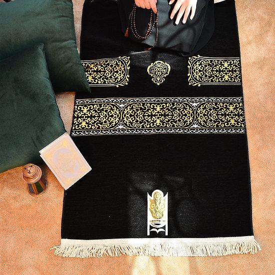 Haram prayer rug