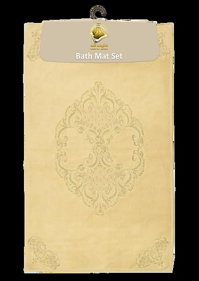 Bath Mats - Embroidered