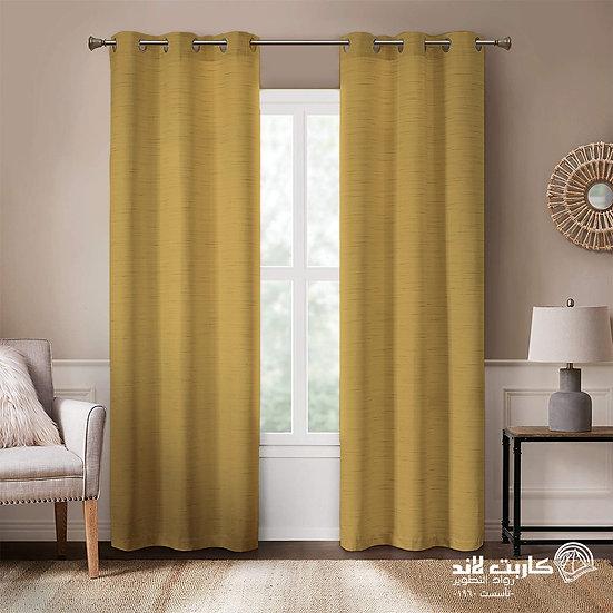 Chanela rings curtain