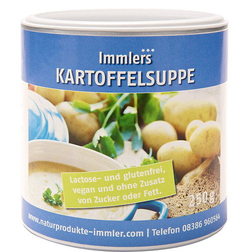 Immlers Kartoffelsuppe