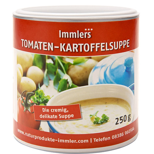 Immlers Tomaten-Kartoffelsuppe
