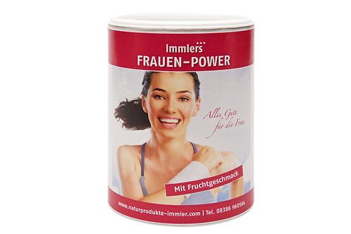 Immlers Frauen-Power