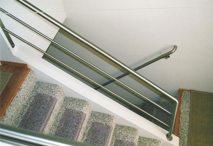 Residential Stair Hand Railings