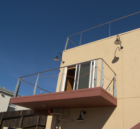 COMMERCIAL HAND RAILINGS