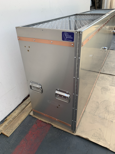 WD40 DEMONSTRATION BOX