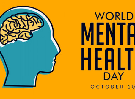 World Mental Health Day and Suicide Prevention