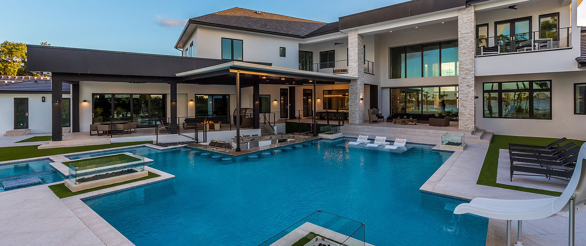 Custom Luxury Pools In Central Florida By Southern Pool