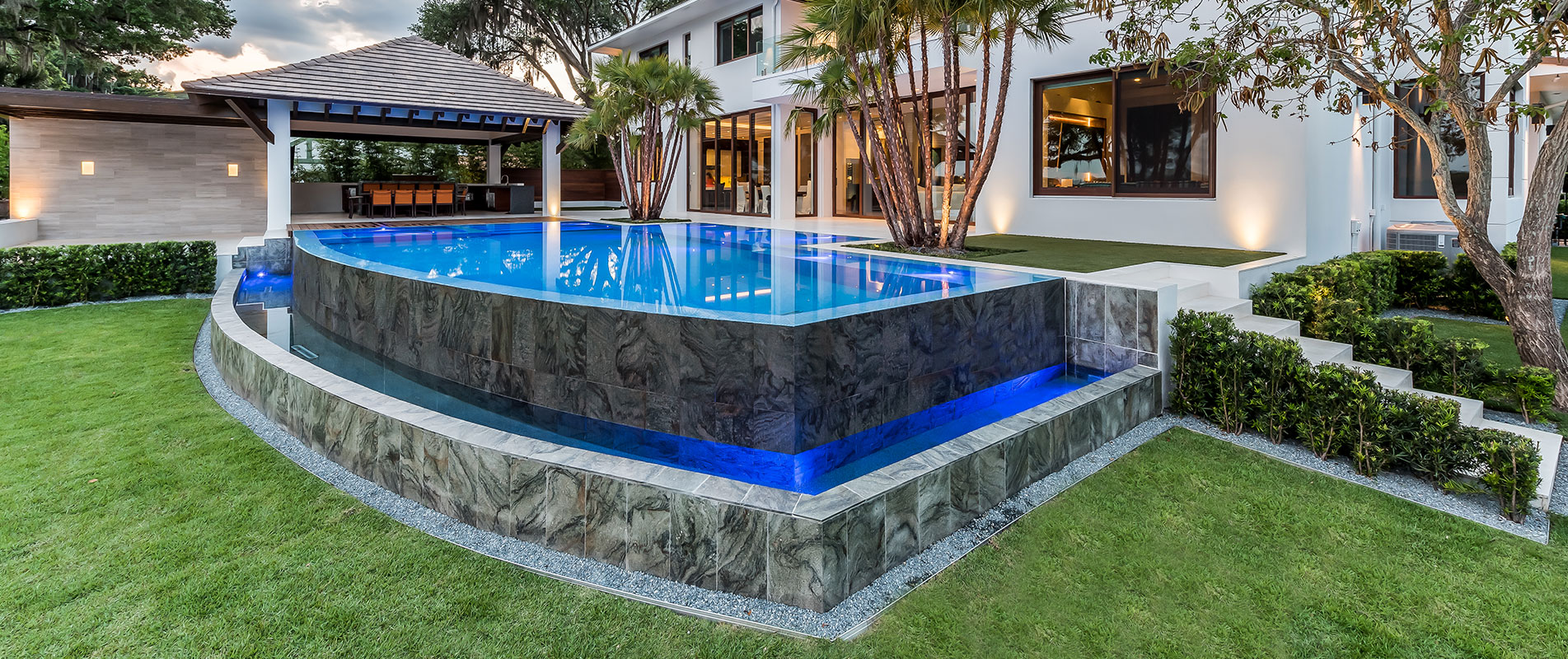 Custom-pool-with-infinity-edge-and-tile-interior-3