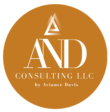 Aviance Davis Logo Orange Background.png
