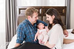 Aberdeen newborn lifestyle session