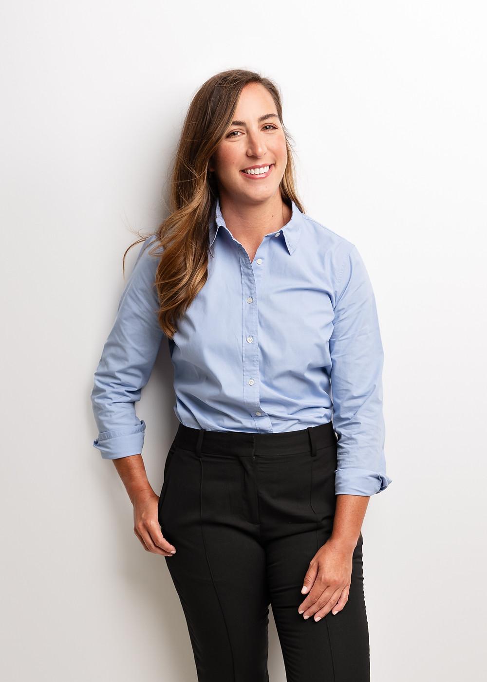 studio headshots business woman southern pines  lifestyle white background pinehurst