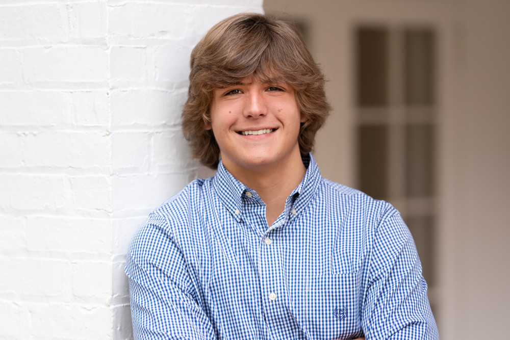 Senior pictures portraits Pinehurst Southern Pines Weymouth Center