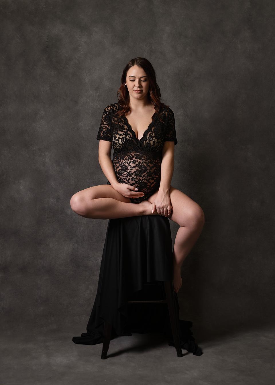 Aberdeen maternity photographe